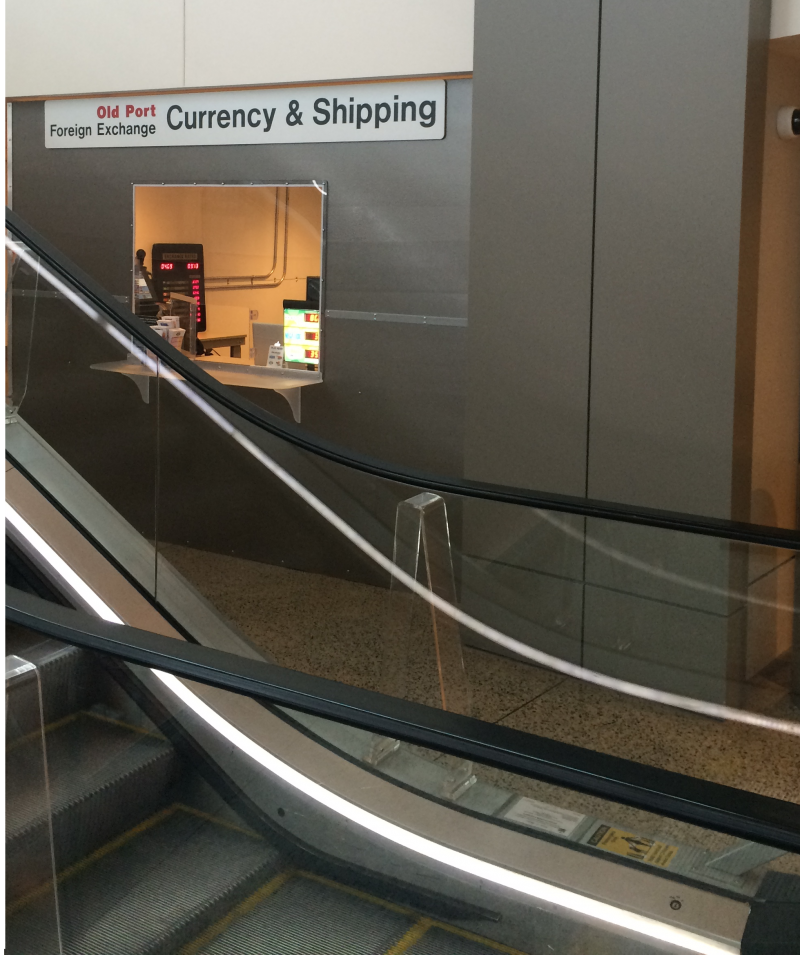 Our Retail Location At Pwm Currency Exchange